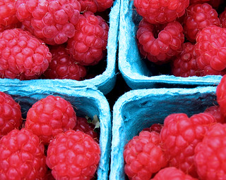 Farmer's Market Raspberries | by Jippolito