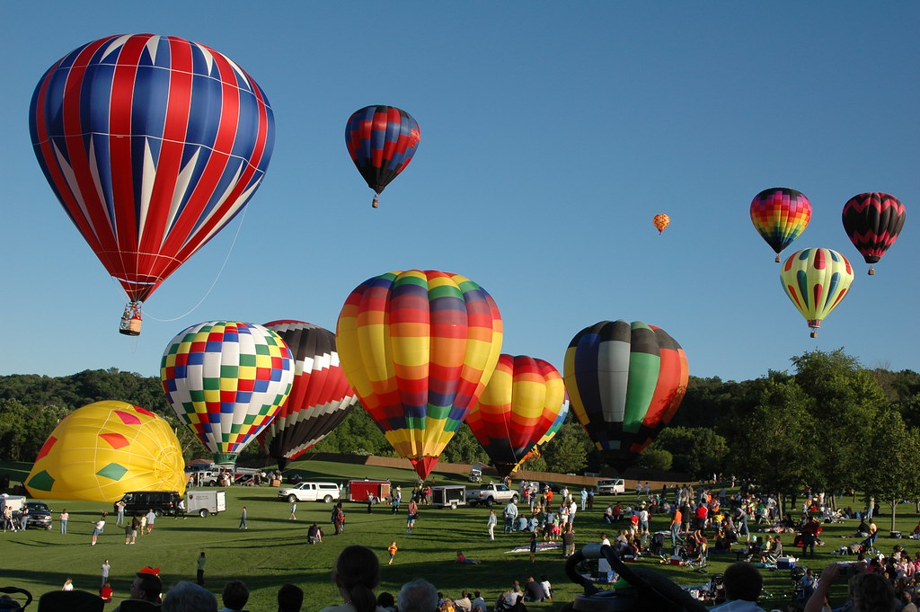 Galena Hot Air Balloon Festival   Mike Willis   Flickr