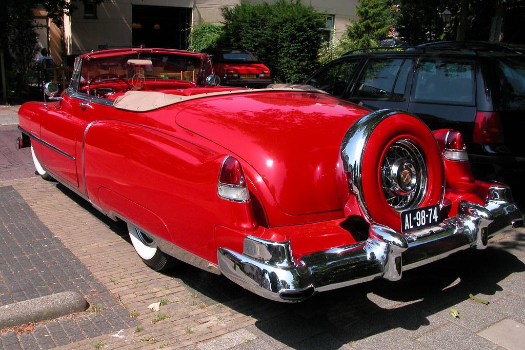 1952 Cadillac Michiel2005 Flickr