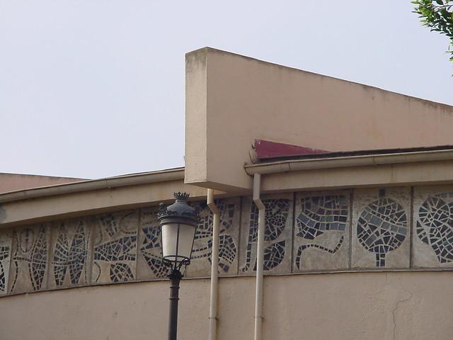 Vidrieras t picas de las iglesias modernas almerienses - Vidrieras modernas ...