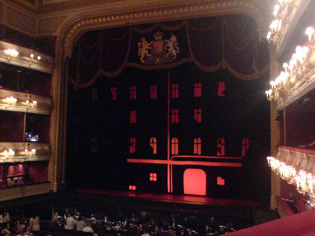 Bolshoi Opera At The Royal Opera House