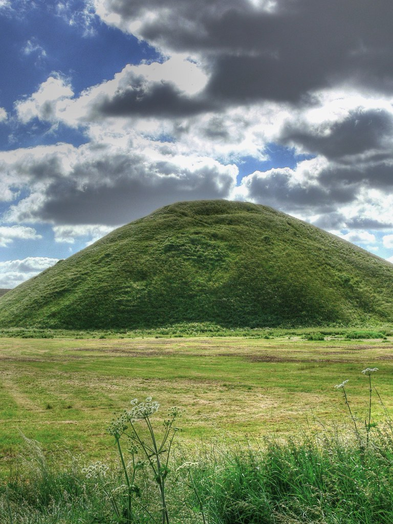 silbury hill hdr near avebury wiltshire uk this neolith flickr