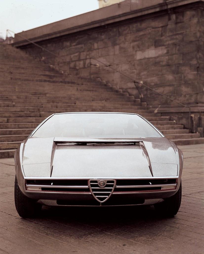 Alfa Romeo Iguana Concept 1969 (front)