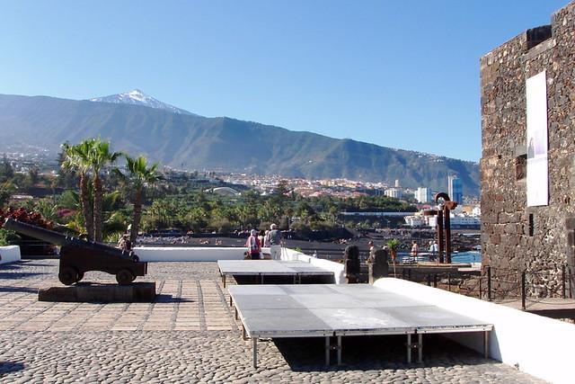 Mount Teide, winter, Tenerife