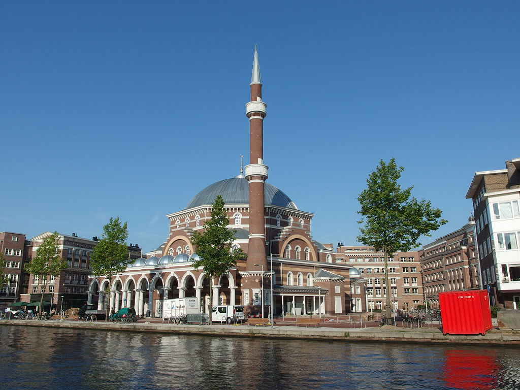 Amsterdam Ayasofya Camii @ West Mosque @ Amsterdam   Flickr