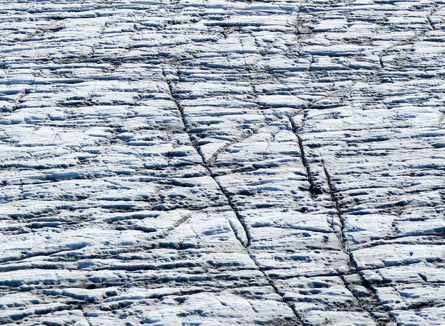 Hielo del glaciar Vatnajökull