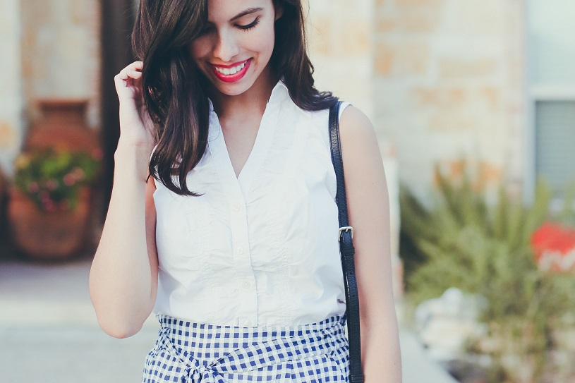 austin texas, austin fashion blog, austin fashion blogger, austin fashion, austin fashion blog, blue gingham skirt, francesca's skirt, pinterest outfit, off the shoulder dress, austin style, austin style blog, austin style blogger, austin style bloggers, style bloggers