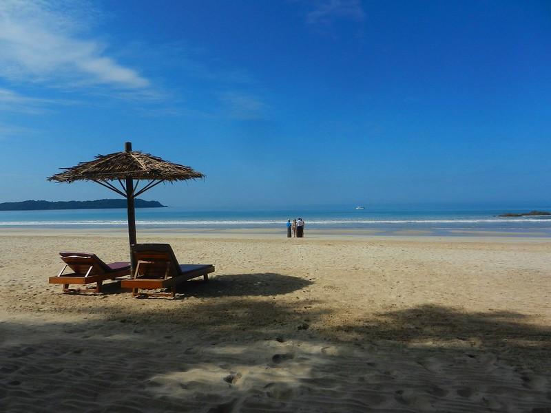 Tande Beach, Мьянма