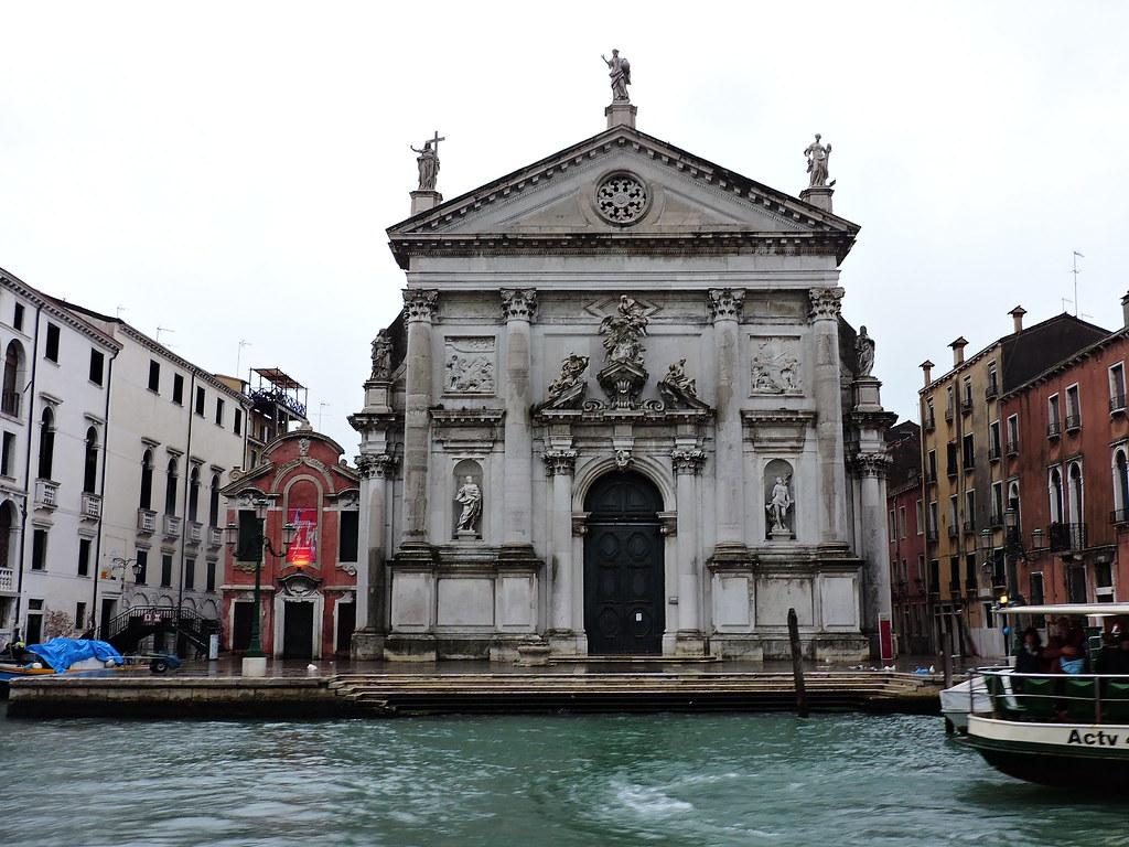 Chiesa Di San Stae Venice San Stae Is A Church In