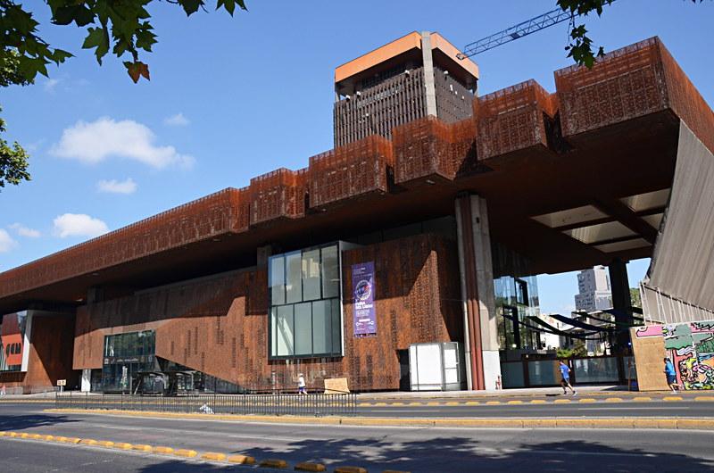 Cultural Centre, Santiago,Chile