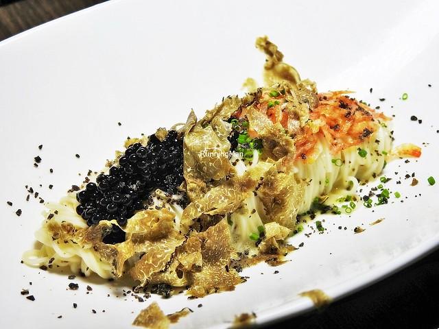 Truffle Hiyashi Somen