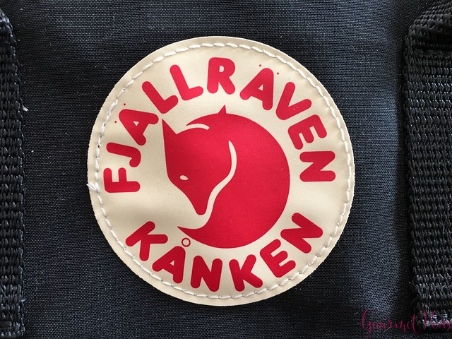 Review Fjällräven Kånken Backpack @BureauDirect @Fjallraven_Swe 6