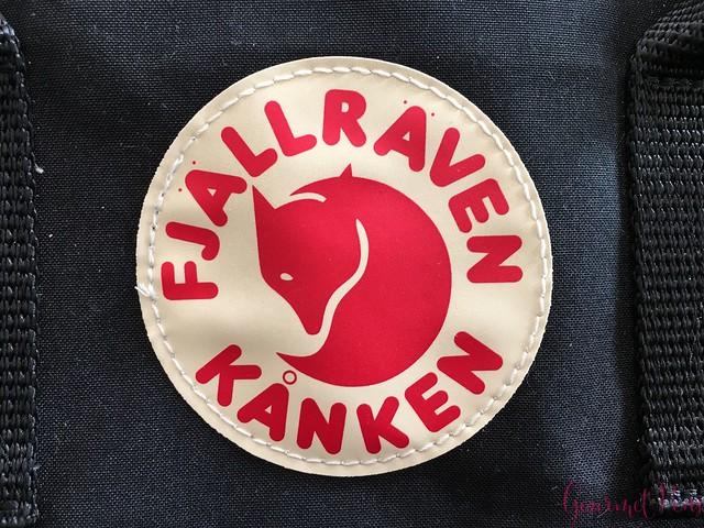 Review Fjällräven Kånken Backpack @BureauDirect @Fjallraven_Swe 6