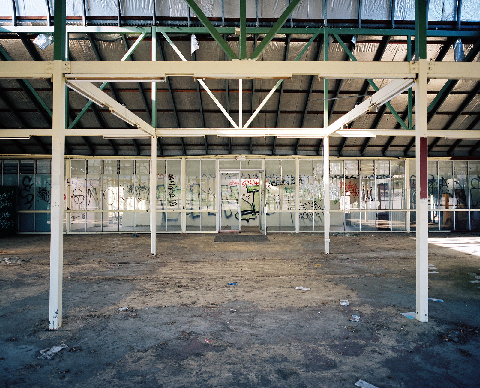 Abandoned Nursery #1