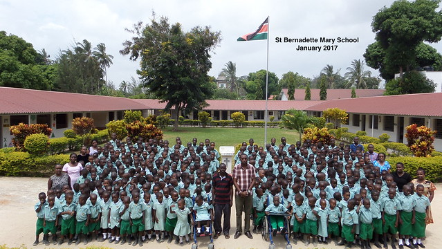 St Bernadette Mary School January 2017