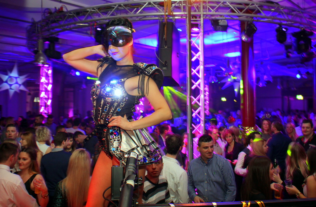 Silvester Party At Hühnerposten Hamburg 31122016 Flickr