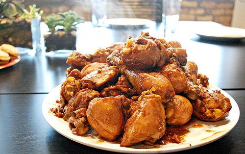Instant Pot: Filipino Chicken Adobo