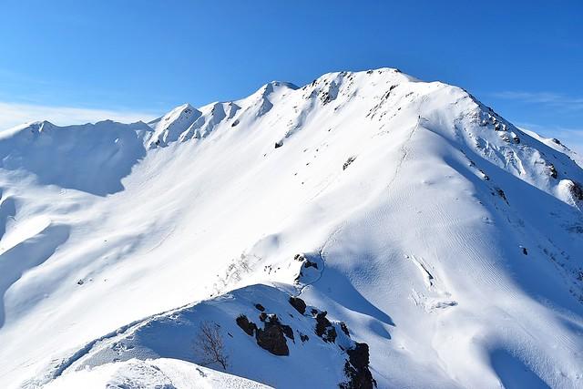 【南アルプス】冬の仙丈ヶ岳 山小屋泊で行く正月の雪山登山