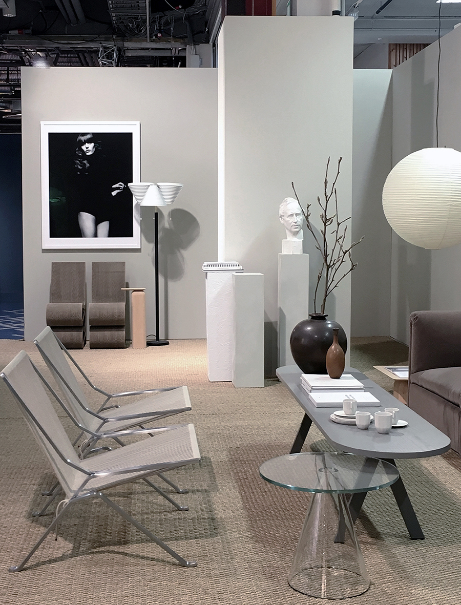 Lotta Agaton's living space for Stockholm Furniture & Light Fair | AMM blog
