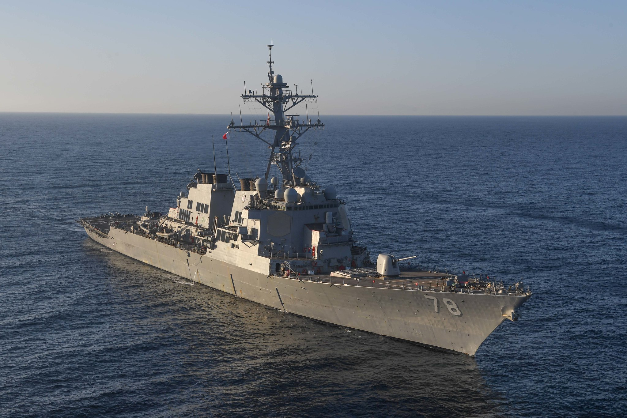 DDG : Arleigh Burke class destroyer - Page 4 32540551893_7c87e4a261_k