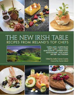The New Irish Table: Recipes from Ireland's Top Chefs (and a Salmon Salad Recipe!)