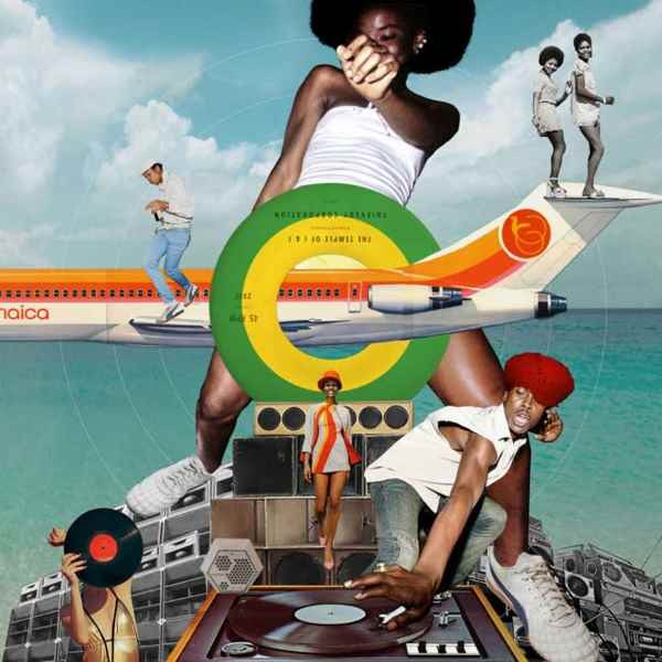 Thievery Corporation - The Temple Of I And I