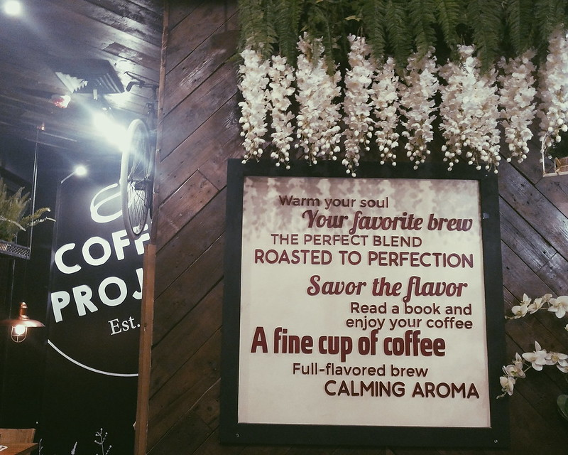 The Coffee Project Antipolo