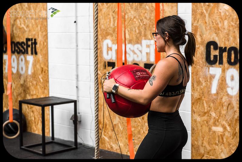 CrossFit 7987: Wod #3