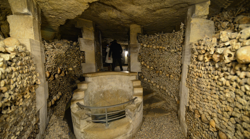 City Of South Gate >> Panorama of Catacombes de Paris | The Catacombs of Paris ...