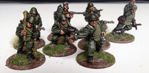 Bolt Action - Soviet Scouts & Engineers