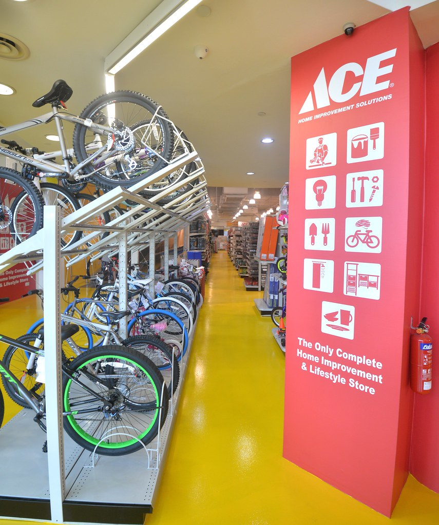 Courts Singapore partners Ace to launch Singapore's largest home improvement solutions centre in Tampines - Alvinology