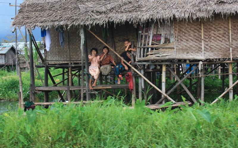 Инле, Мьянма