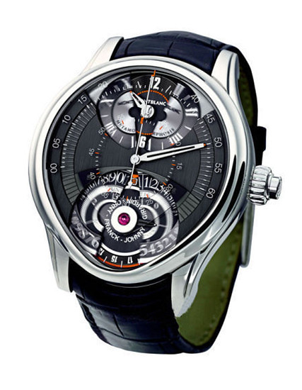 MONTBLANC Metamorphosis iteration variable watch