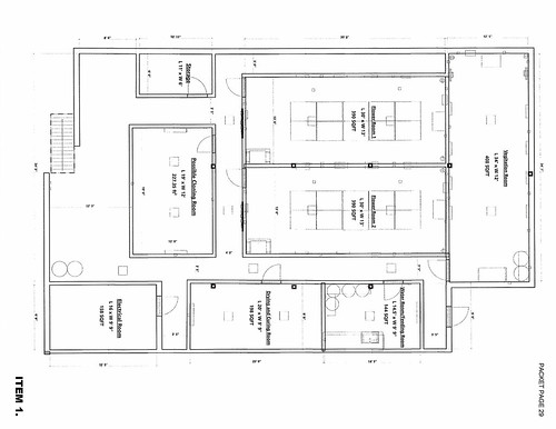 Green Leaf Basement Floor Plan