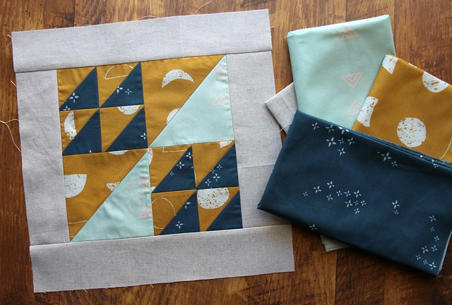 Sewcial Bee Sampler: Flock
