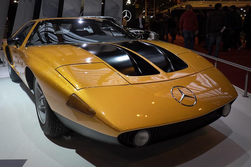 Concept car Mercedes