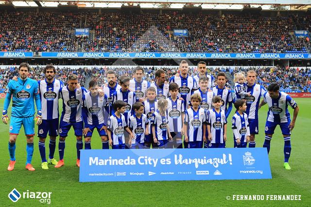Temporada 16/17. RC Deportivo 2 - FC Barcelona 1