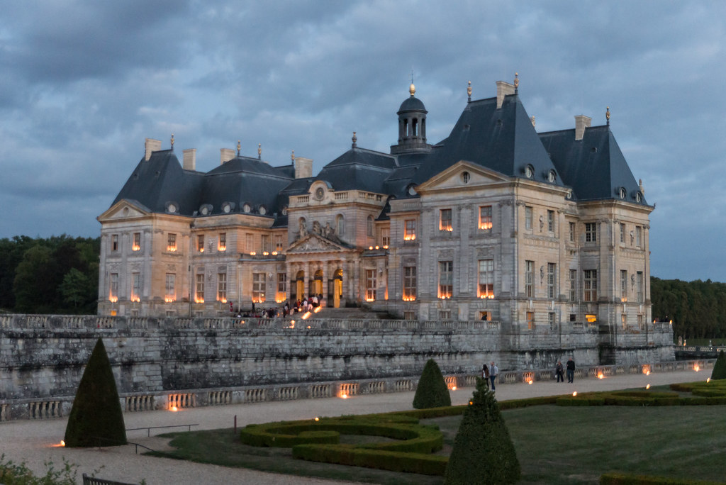 Melun France Vaux Le Vicomte Palace Candle Lights Flickr Make Your Own Beautiful  HD Wallpapers, Images Over 1000+ [ralydesign.ml]