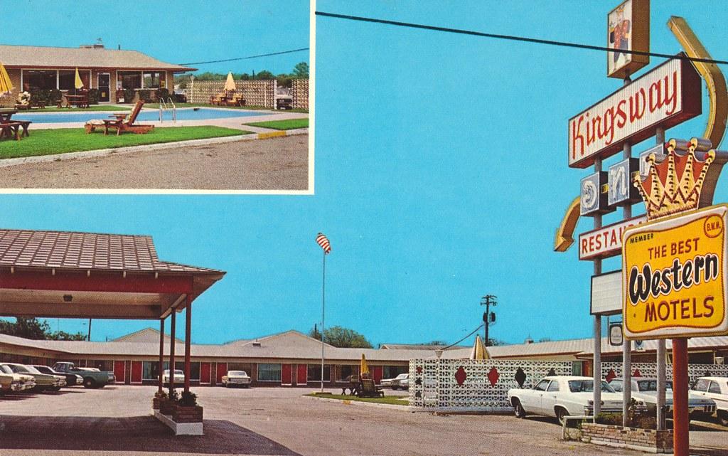 Kingsway Inn & Restauran - Corsicana, Texas