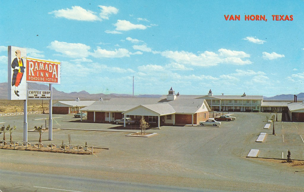 Ramada Inn - Van Horn, Texas