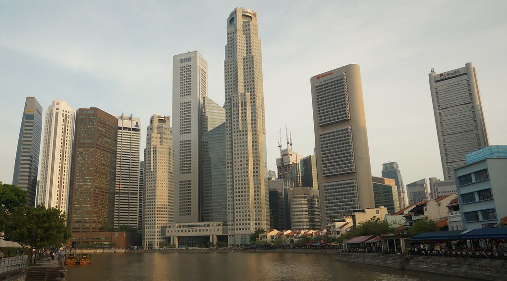 City Scape - Singapore Business Central | Ong | Flickr