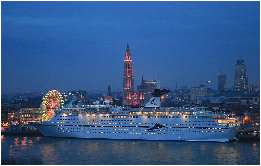 Cruise Ship MS Magellan Cruise Maritime Voyages Doc Flickr - Magellan cruise ship