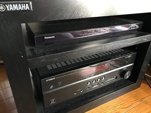 YAMAHA RX-V481