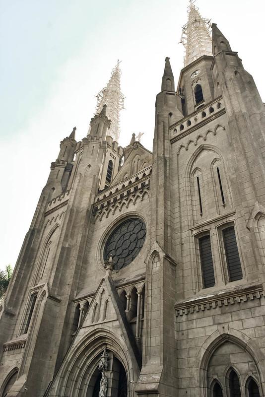 jakarta church