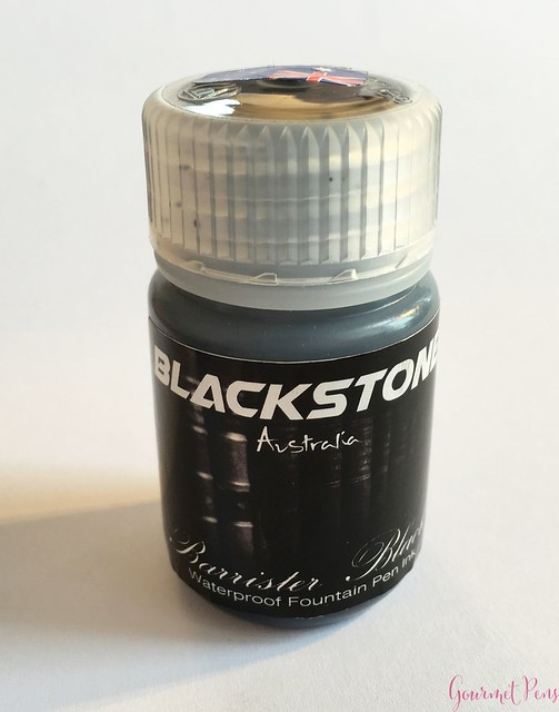 Ink Shot Review Blackstone Barrister Black @AppelboomLaren 1