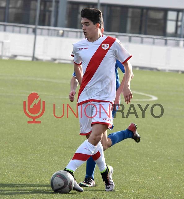 Juvenil C 3-0 Juventud Madrid