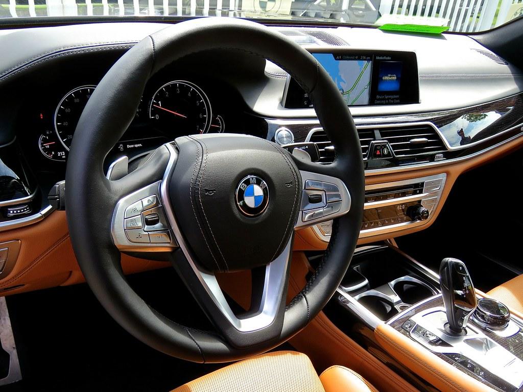 BMW G11 750i 2