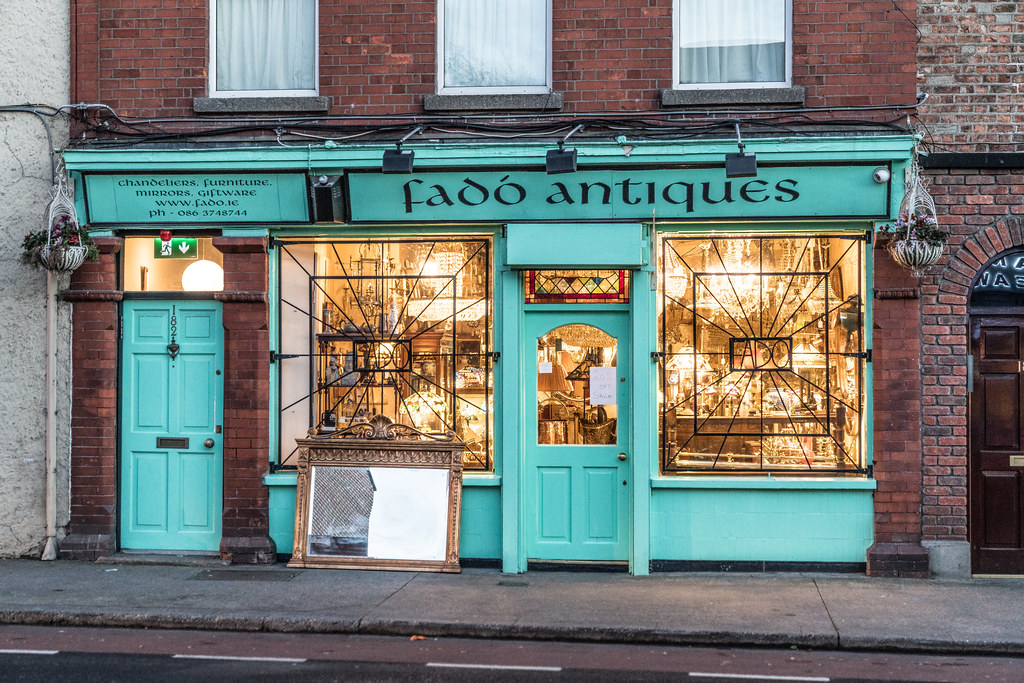 FADO ANTIQUES [ 182 PHIBSBOROUGH ROAD DUBLIN 7]-12490