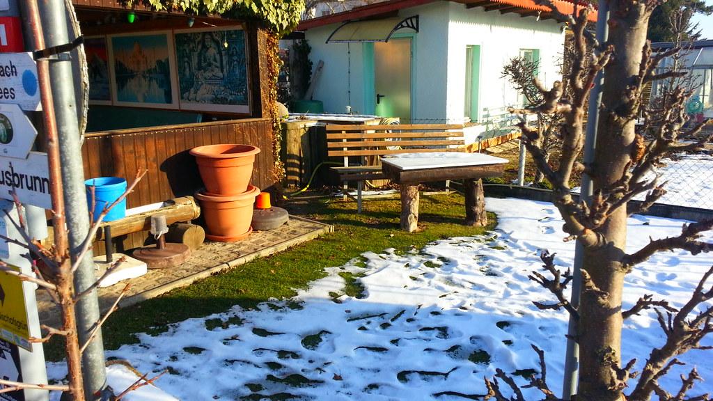 31.1.2017 - in Deutschlands schönstem Garten