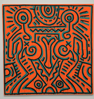 Untitled, 1984 - Keith Haring (8686)
